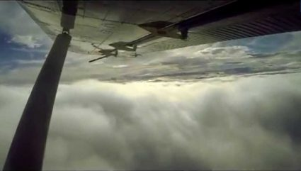 Ending Satellites et France 3 Rhône-alpes